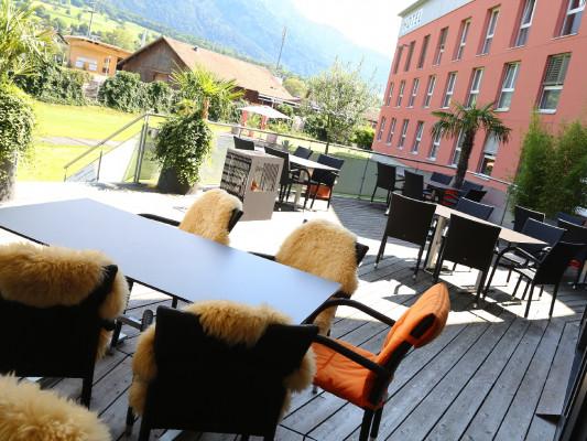 Swiss Heidi Hotel 1