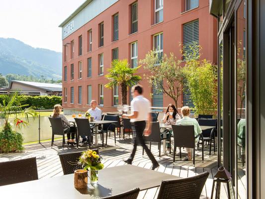 Swiss Heidi Hotel 0