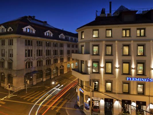 Fleming's Hotel Zürich 3