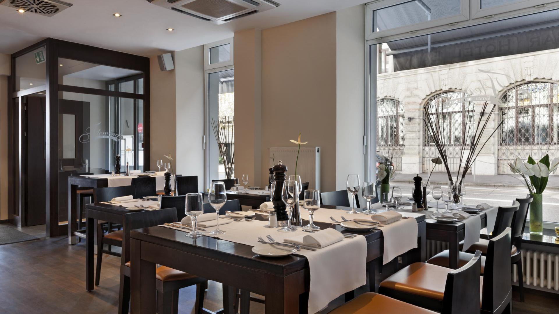 Fleming's Hotel Zürich 2