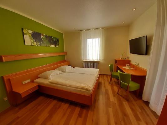 Hotel-Gasthof Zum Freigericht Camera doppia conforte balcone 0