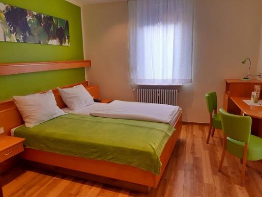 Hotel-Gasthof Zum Freigericht Camera doppia conforte balcone 1