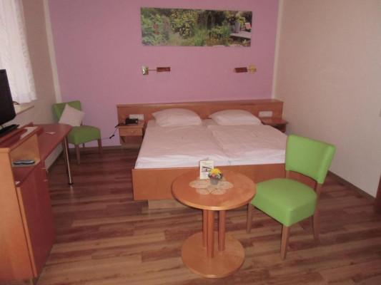 Hotel-Gasthof Zum Freigericht Camera doppia conforte balcone 4