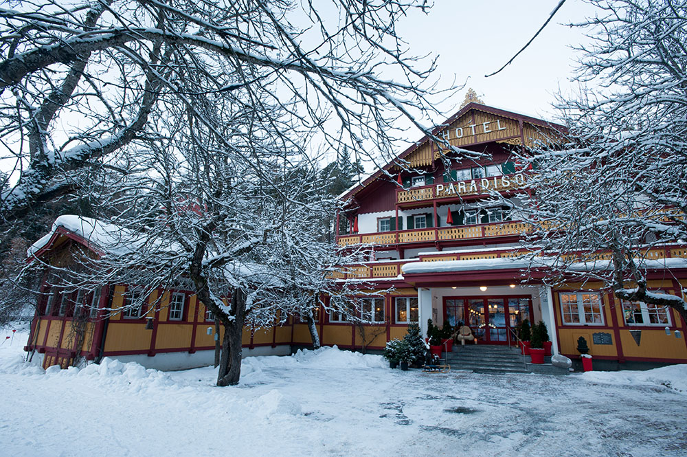 Parkhotel Sole Paradiso 7
