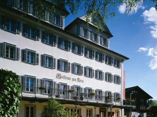 Hotel Kreuz Sachseln 0