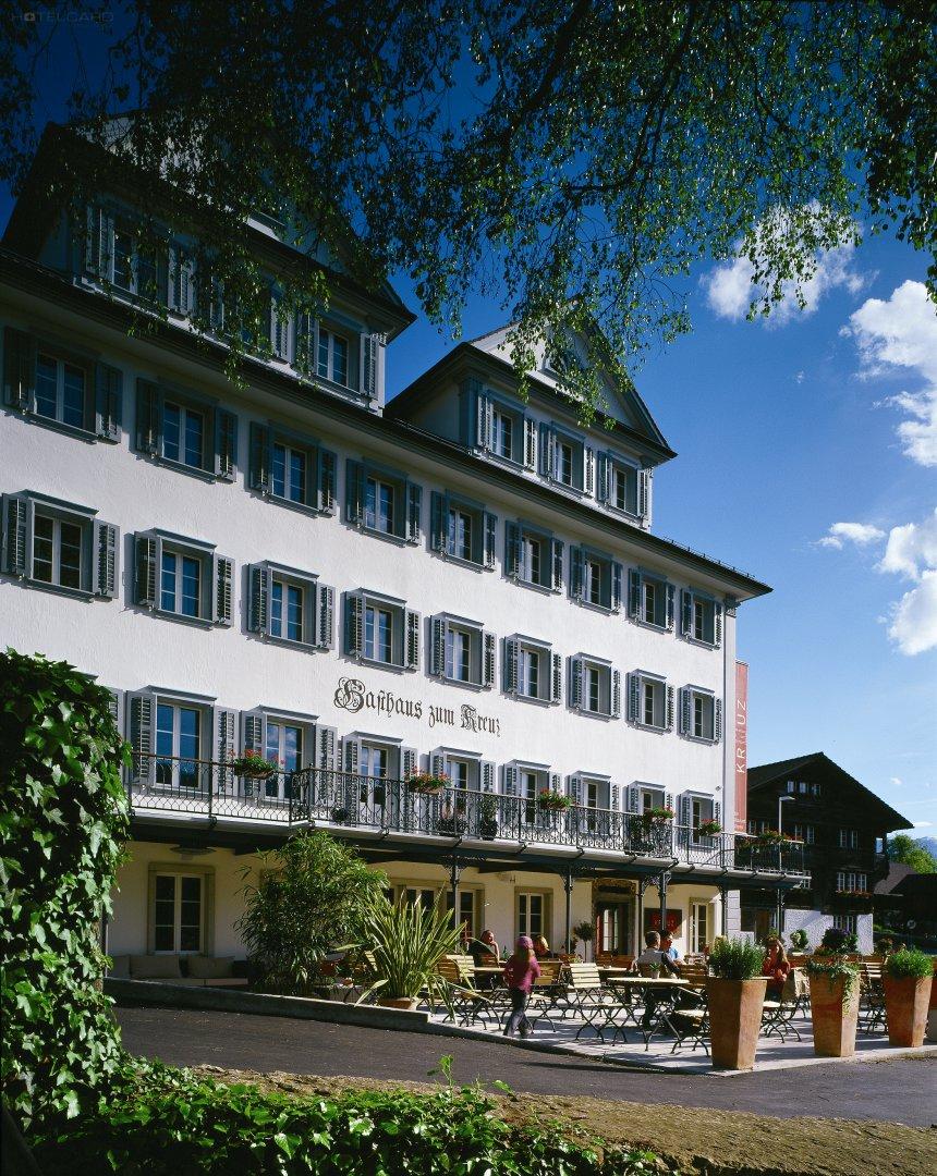 Hotel Kreuz Sachseln 1