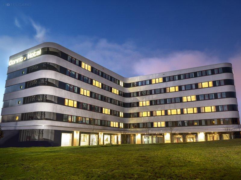 Dorint Airport-Hotel Zürich 1