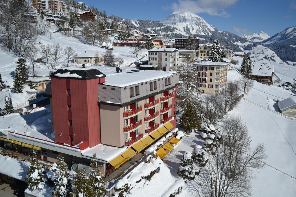 Alpine Classic Hotel Leysin 4
