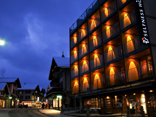 Eiger Selfness Hotel 0