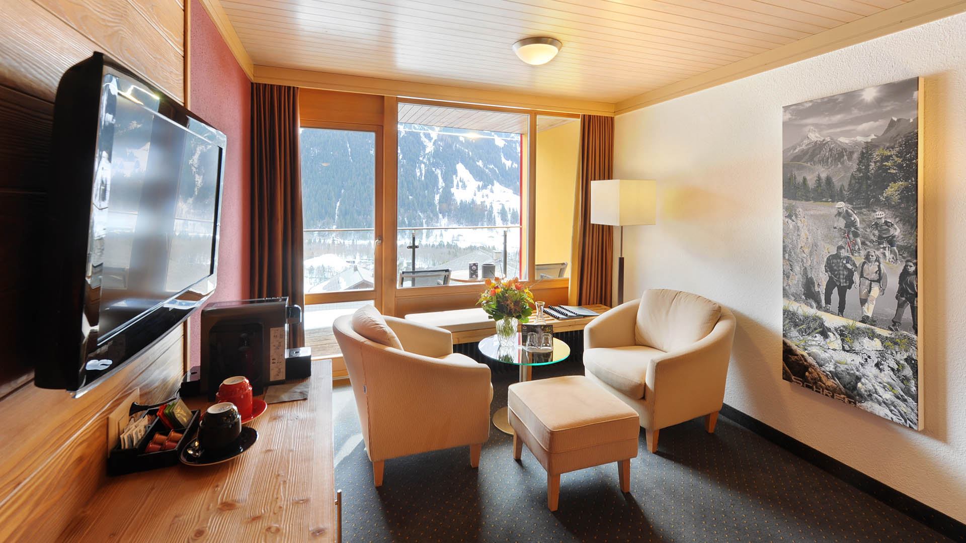 Eiger Selfness Hotel 5