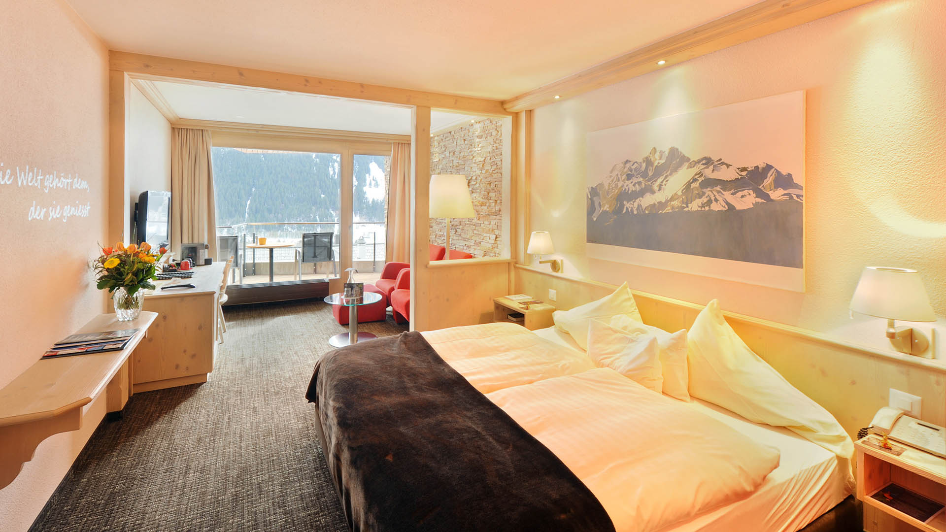Eiger Selfness Hotel 7