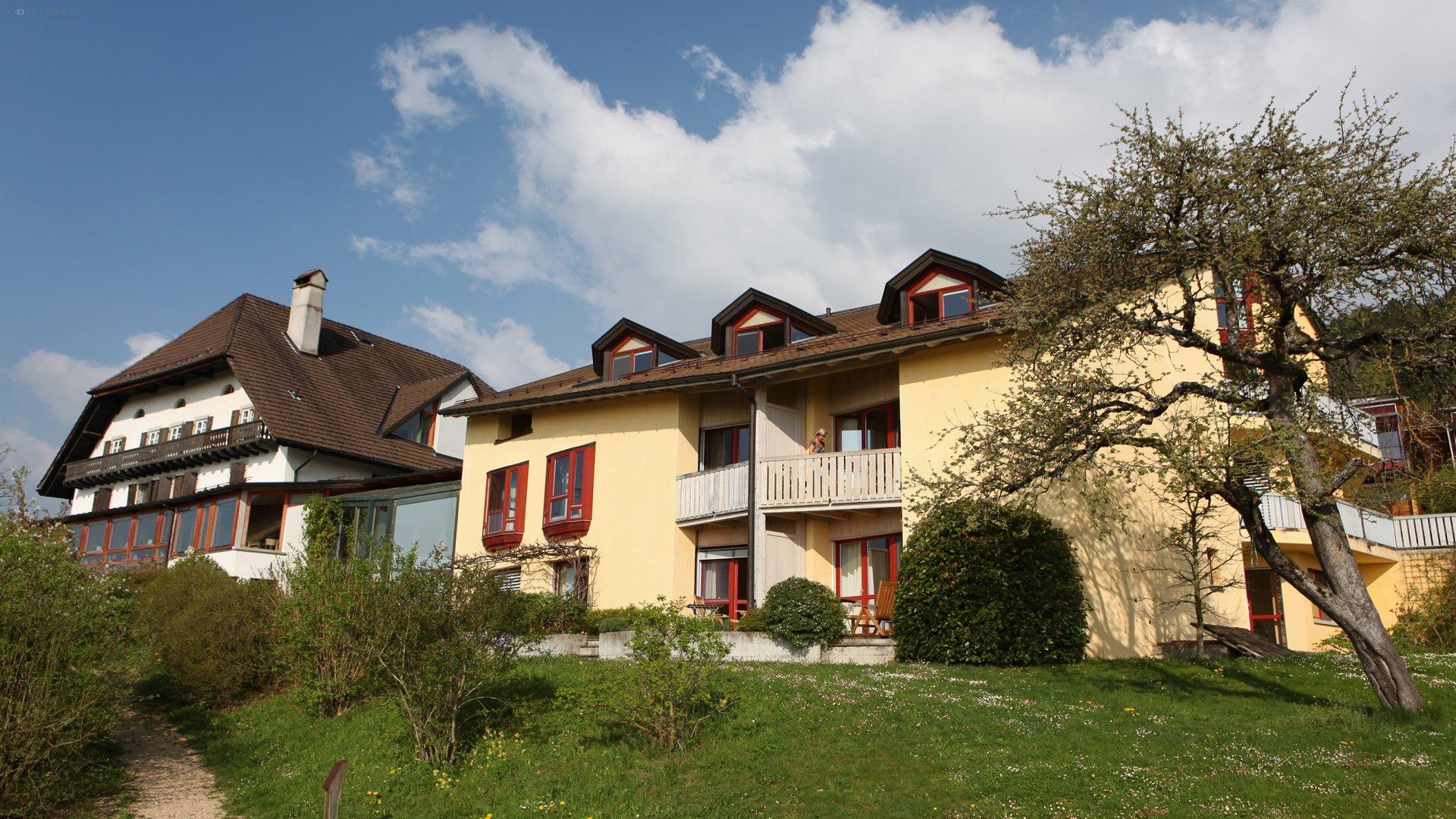 EcoHotel L'Aubier 0