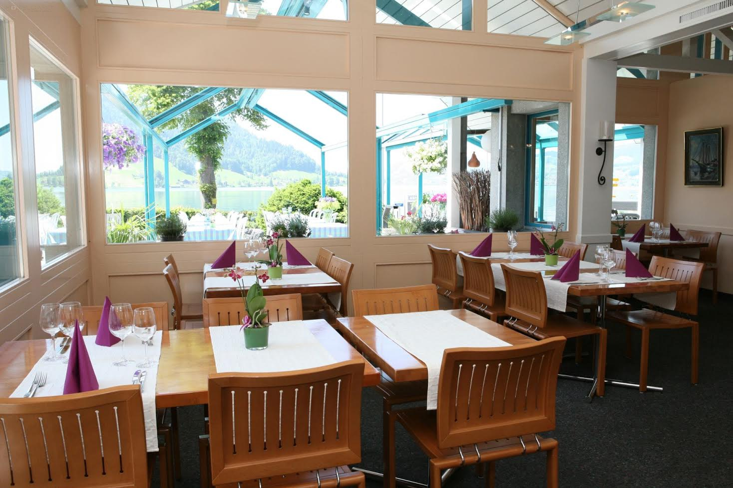 Hotel Restaurant Morgarten 8