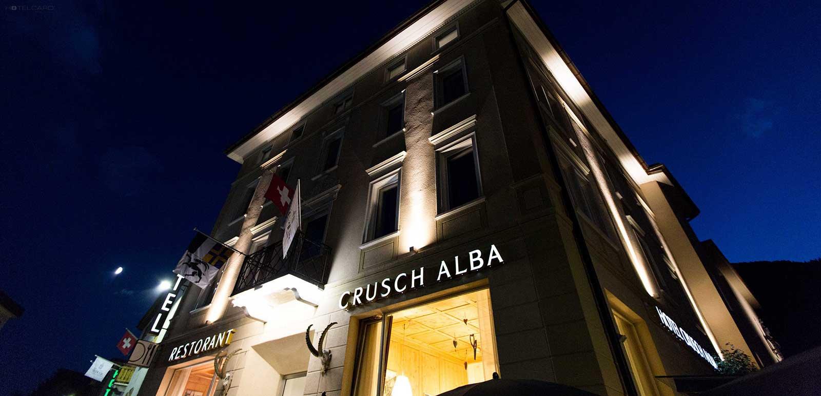 Hotel Crusch Alba 1