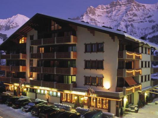 Boutique Chalet Hotel Beau-Site 2