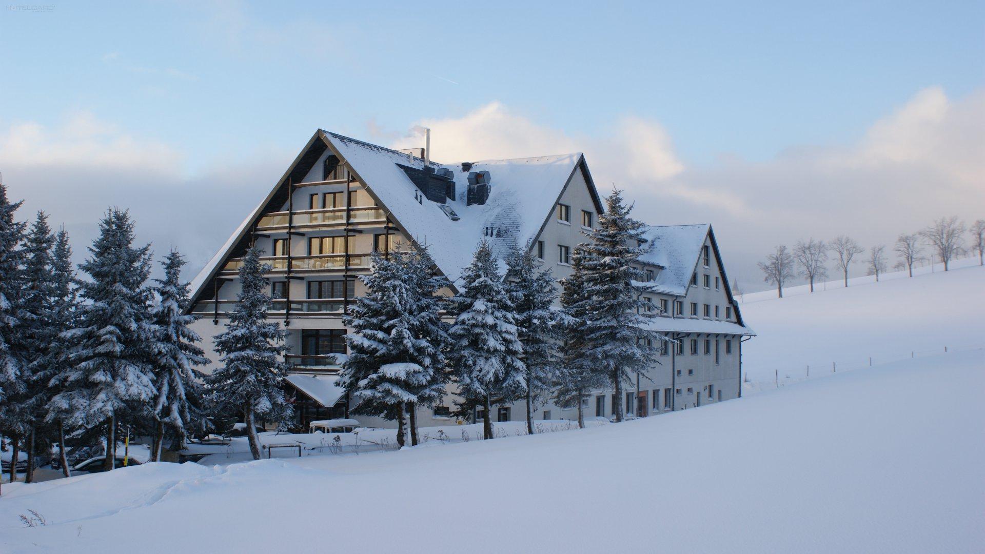 Alpina Lodge Hotel Oberwiesenthal 0