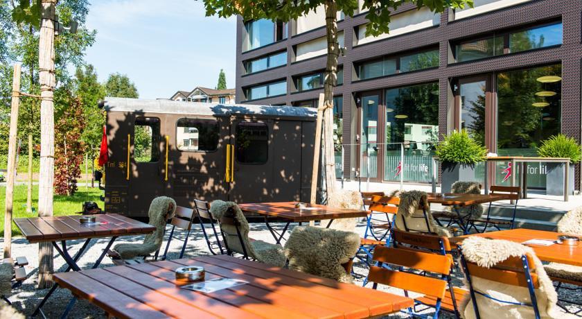 HOTEL APART - Welcoming I Urban Feel I Design 3