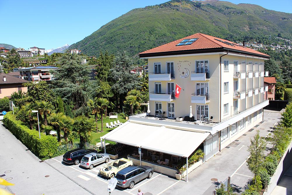 Hotel Luna Garni 0