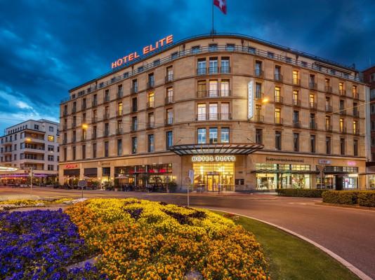 Art Deco Hotel Elite 0