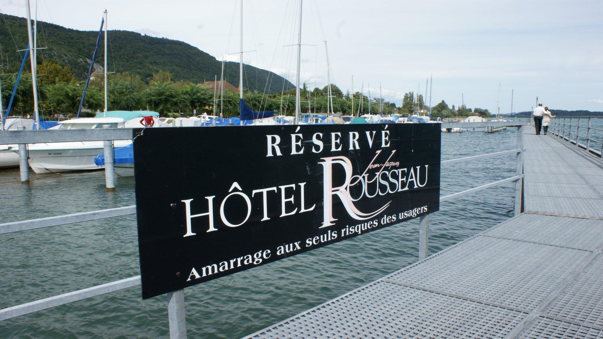 Hotel Jean-Jacques  Rousseau 1