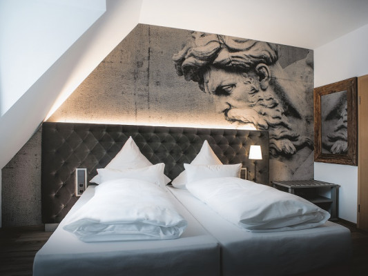 Landhaus Hechtsberg Doppelzimmer Standard 0
