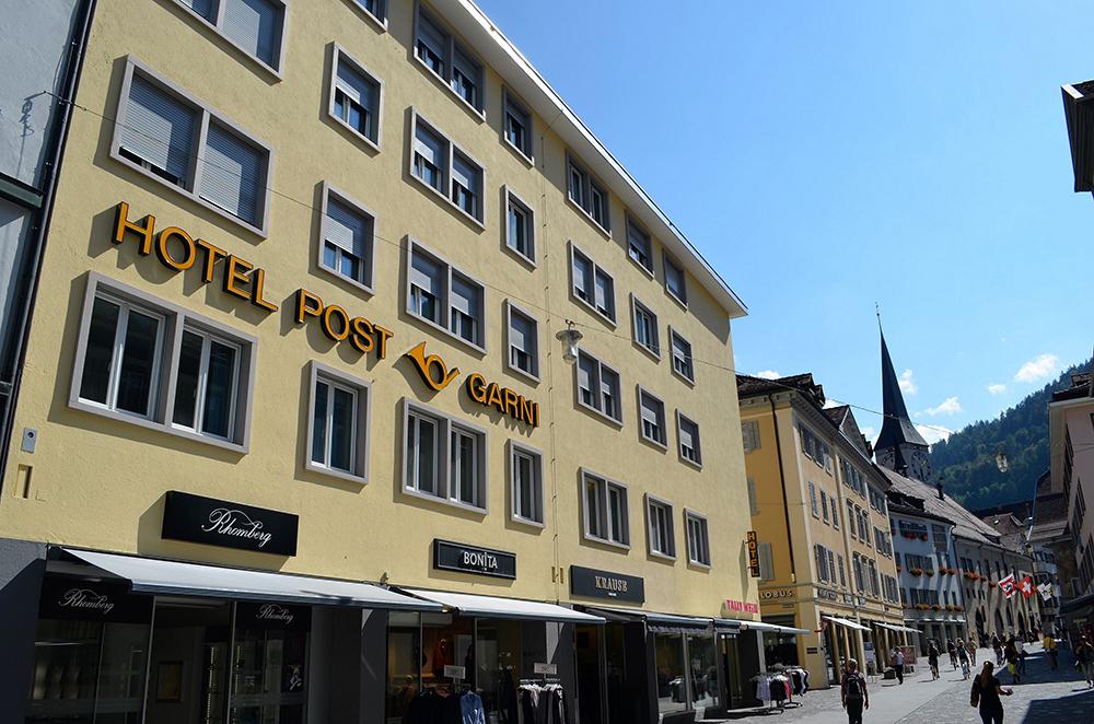 Central Hotel Post Chur 2