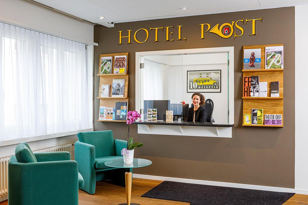 Central Hotel Post Chur 0
