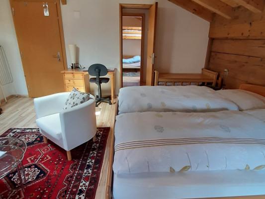 Chalet-Hotel Alpenblick Wildstrubel Family Suite Ida/Adi 2
