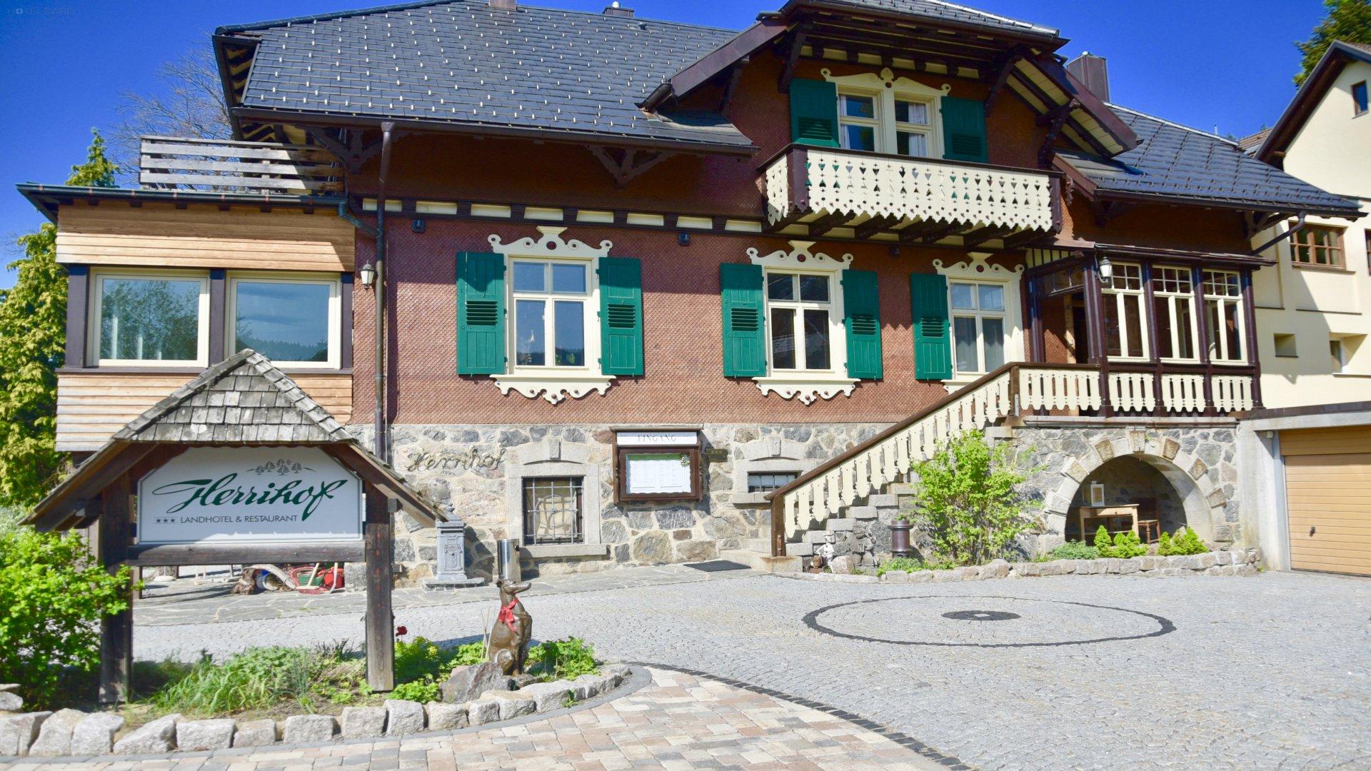 Hotel & Chalets Herrihof 2