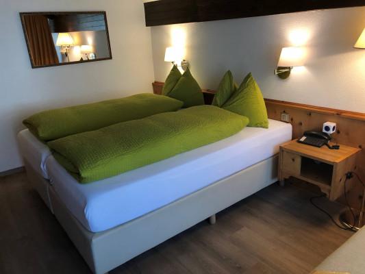 Hotel Adonis SuperiorTwin room southfacing 4