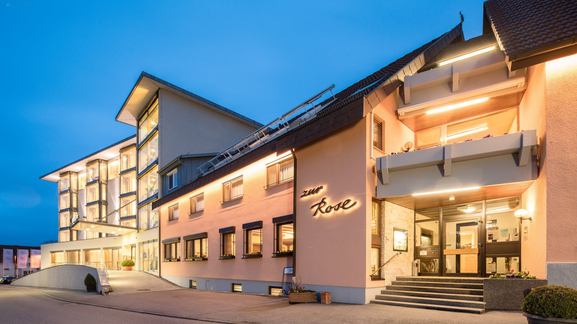 Hotel Restaurant Rose 0
