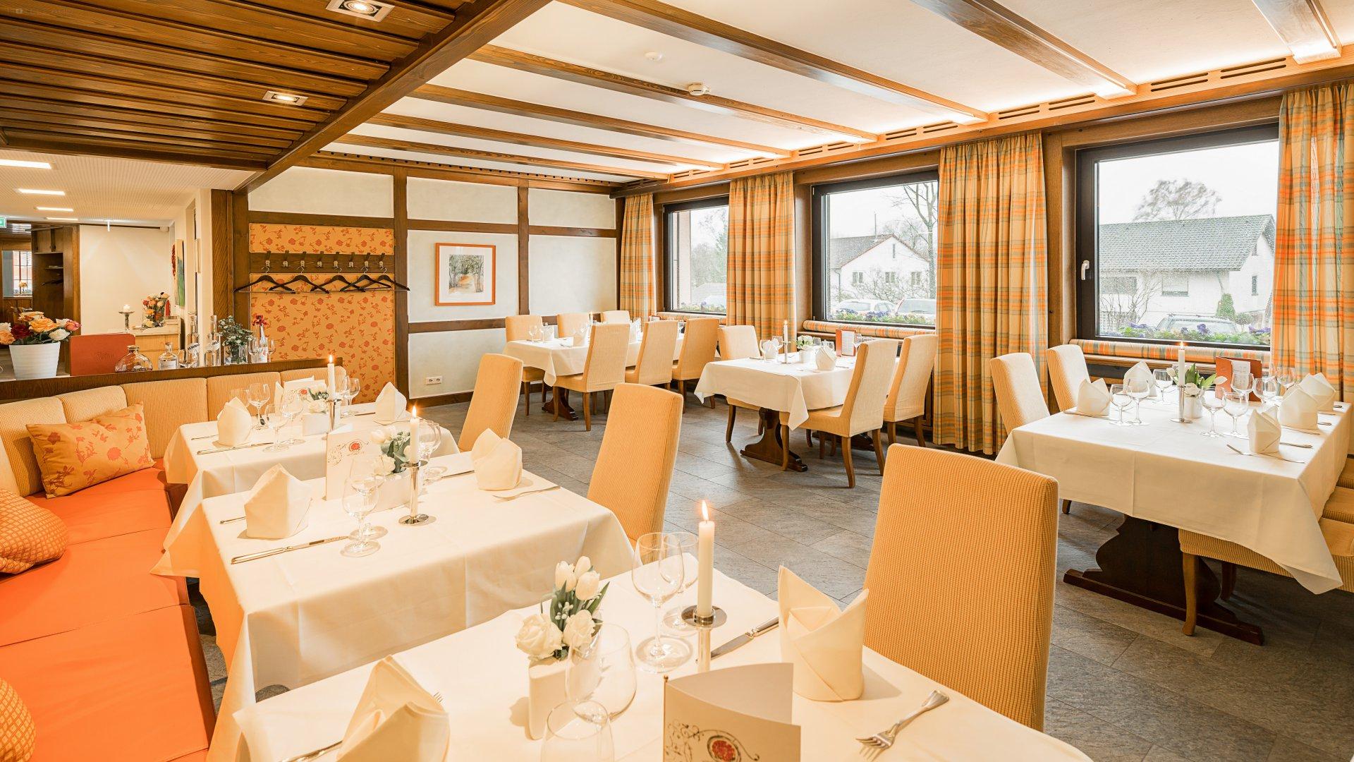 Hotel Restaurant Rose 6