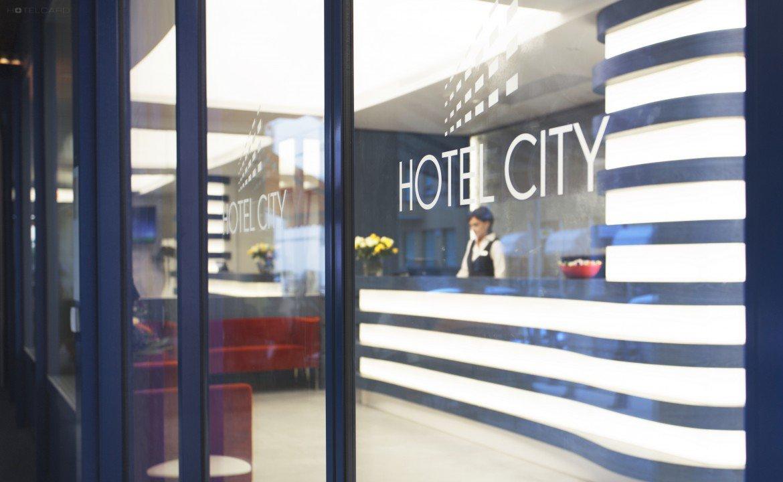 Hotel City Locarno 0