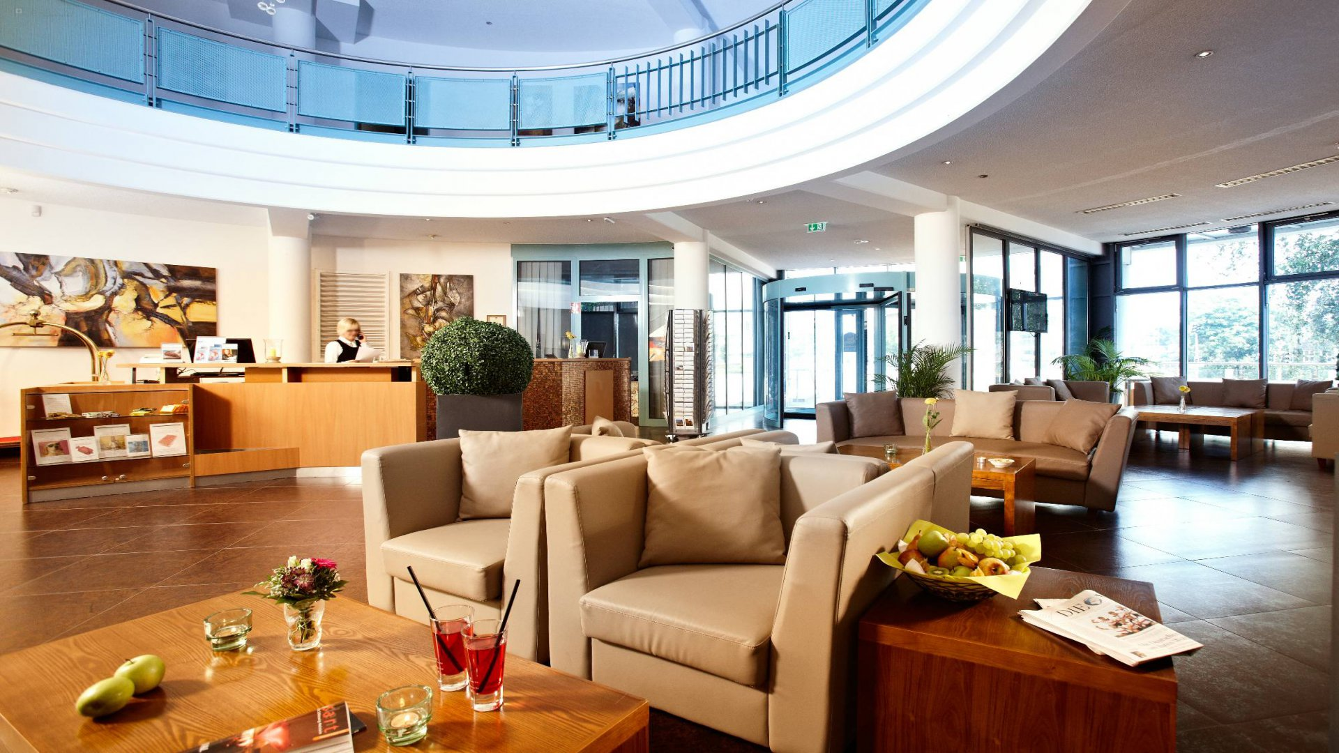Hotel Kiel by Golden Tulip 1