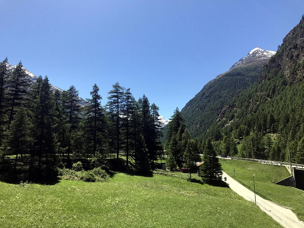 Matterhorn Golf Hotel 7