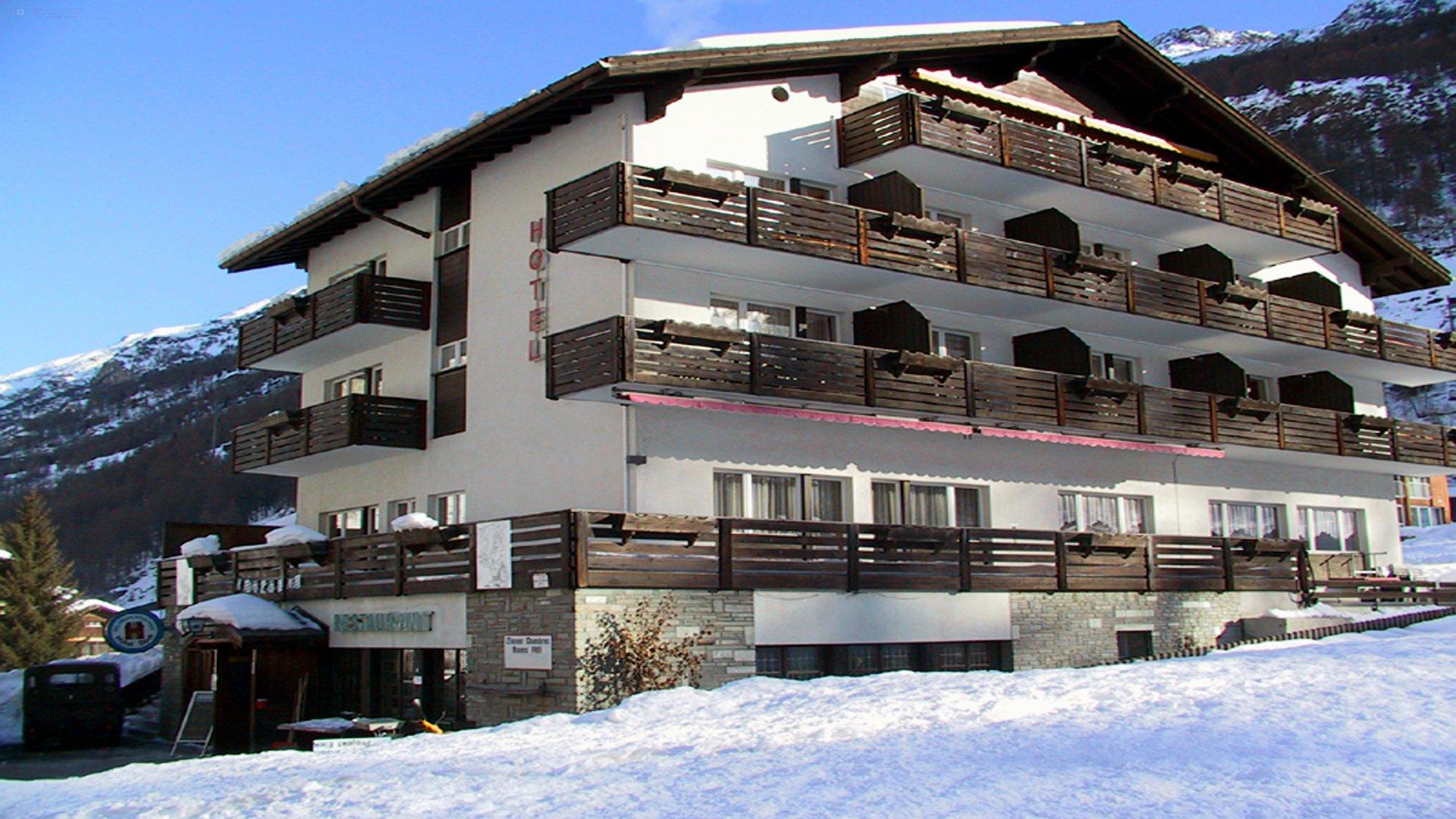 Matterhorn Golf Hotel 1
