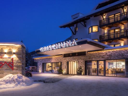 Hotel Grischuna 0