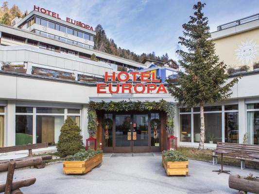 Hotel Europa St. Moritz 3