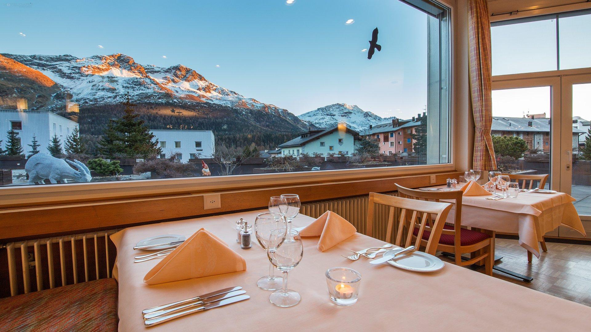 Hotel Europa St. Moritz 0