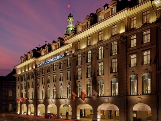 Hotel Schweizerhof Bern & Spa 1