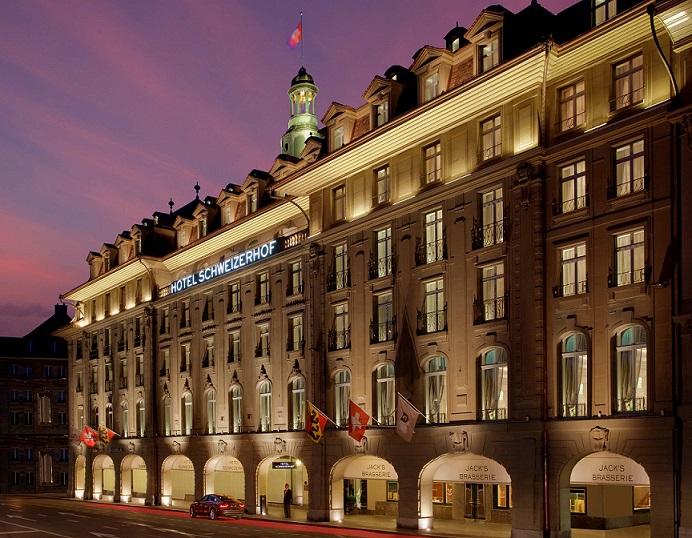 Hotel Schweizerhof Bern & Spa 0