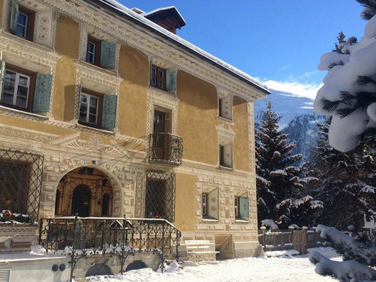 Historic Hotel Chesa Salis 0