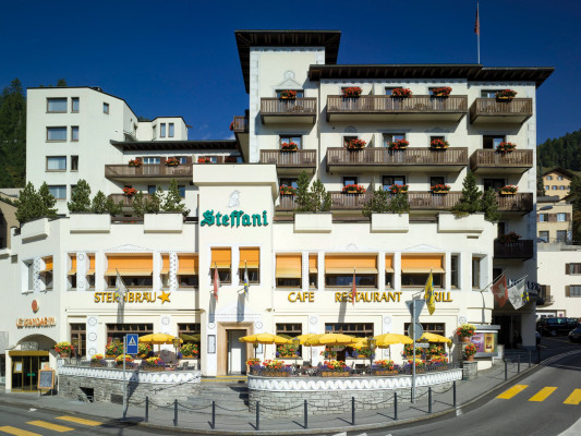 Hotel Steffani 1