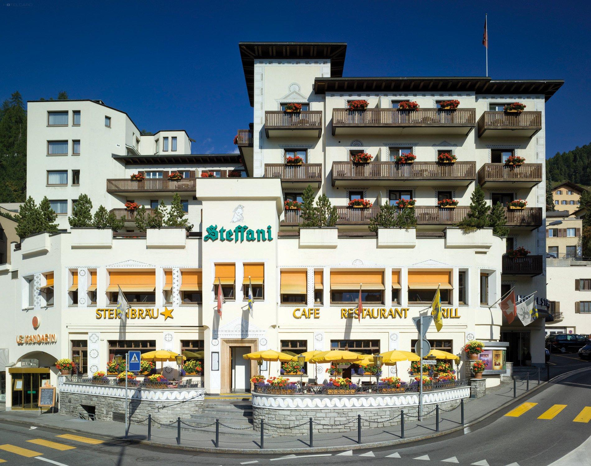 Hotel Steffani 0