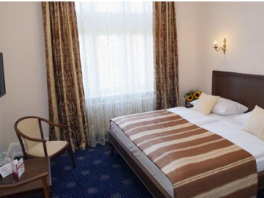 Schloss Hotel Wolfsbrunnen Double room Classic 0