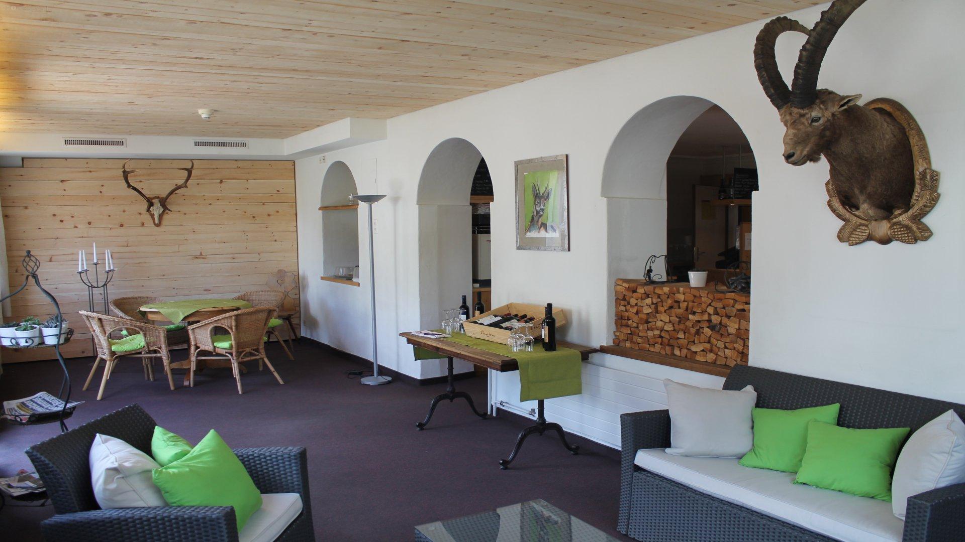Hotel Garni Albula 1