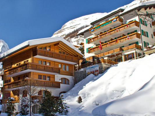 Alpenblick Zermatt 1