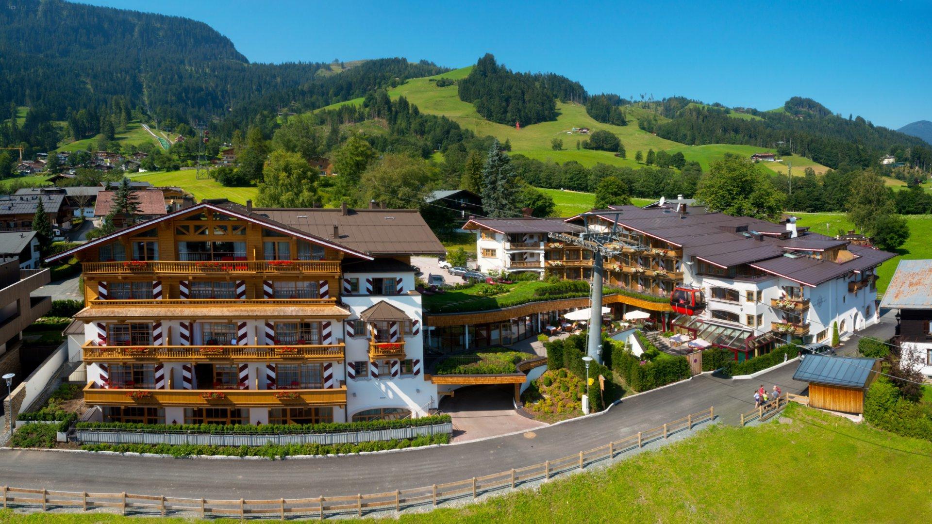 Hotel Kaiserhof Kitzbühel 0