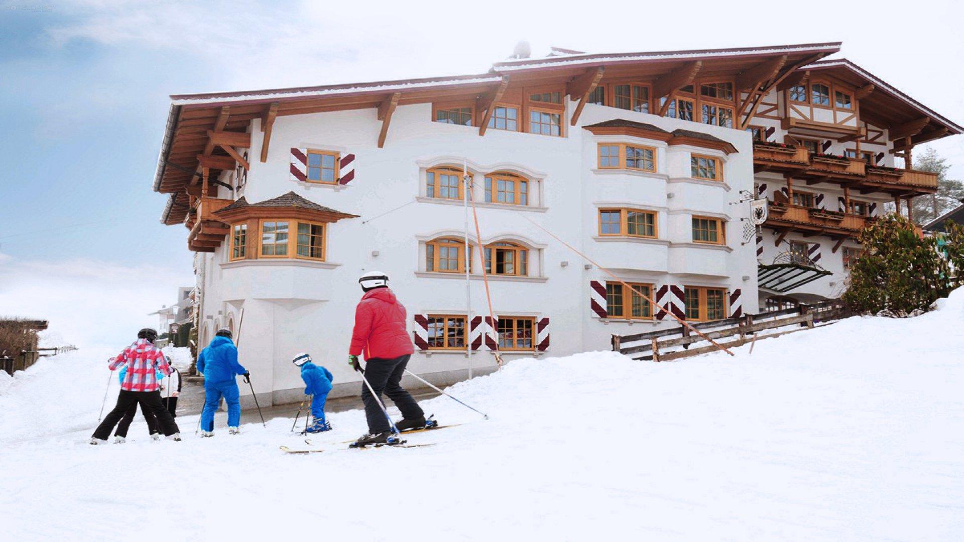 Hotel Kaiserhof Kitzbühel 15