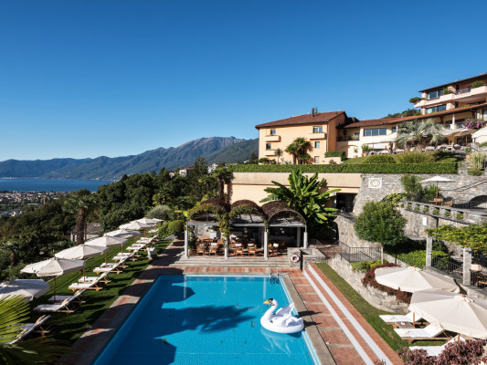 Villa Orselina - Small Luxury Hotel 1